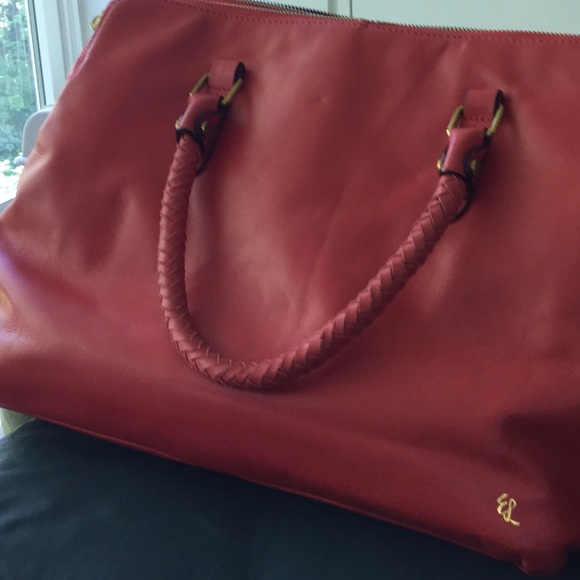 Elliott Lucca Handbags - Nearly new red leather bag, large